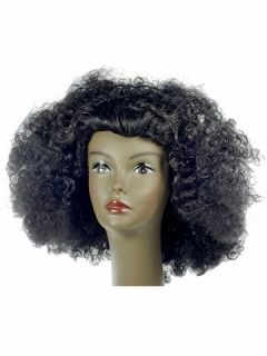 Diana Ross Style Afro Wig Wigs Costume 3 Colors