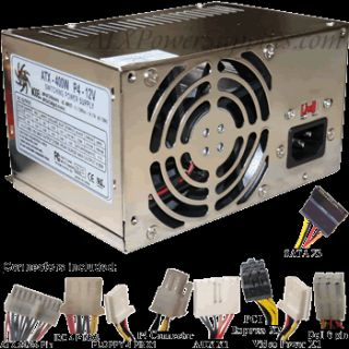 Dell Inspiron 537 New Power Supply Upgrade AP MPS3ATX40