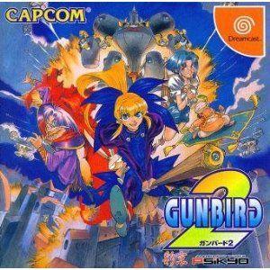 DC Gunbird 2 Japan Psikyo Shooter Game Japanese Capcom