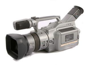 Sony Handycam DCR VX1000 Mini DV Camcorder Used
