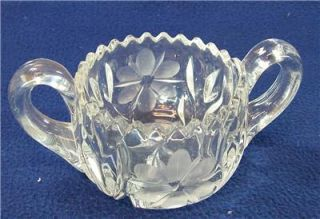 DECORATIVE GLASS SUGAR BOWL FROM PRACTICAL MAGIC+