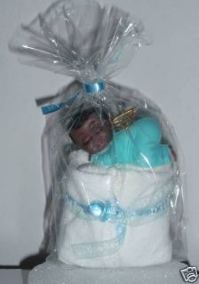 African Diaper Cupcakes Baby Shower Cake Favor Gift Centerpieces