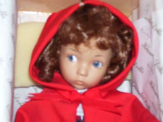 Little Red Riding Hood Doll by Dianna Effner Edwin M Knowles China