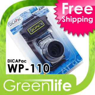 DiCAPac WP 110 Underwater Housing Waterproof Case BR01