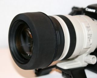 Deluxgear Large Lens Bumper Protect Your Lens While Shooting Free US