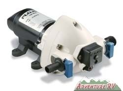 Flojet Triplex 12 V RV camper Marine Demand Water Pump