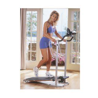 Phoenix Denise Austin Easy Up Manual Treadmill