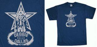 Cowboys Debbie Does Dallas T Shirt Vintage Retro Shirt