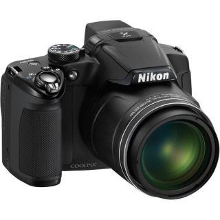 Nikon Coolpix P510 Digital Camera Black Refurbished 018208263295