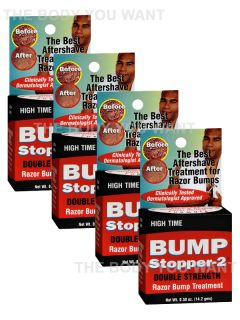 4X High Time Bump Stopper 2 Double Strength Treatment
