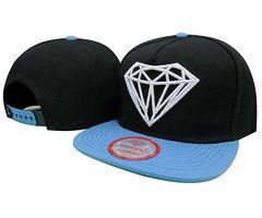 2012 New Vintage Snapback adjustable baseball Cap Hat Hats blue black