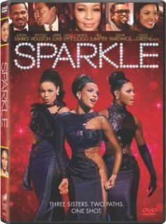 DVD New Jordin Sparks Whitney Houston Derek Luke 043396408104
