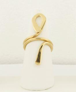 Cartier Dinh Van 18K Yellow Gold Ring