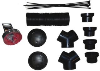 UTV Cab Heater with Defrost Kit for Canam Commander All Models by