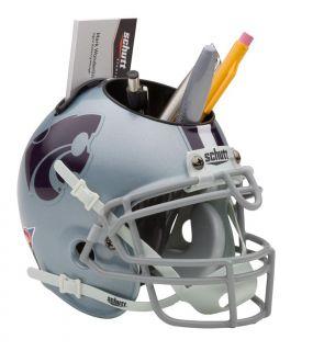 New Kansas State Wildcats Mini Football Helmet Desk Caddy