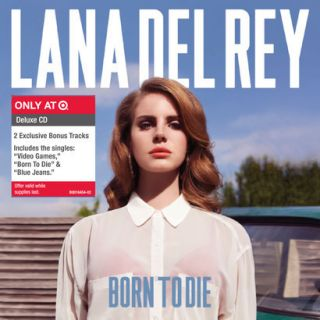 Lana Del Rey Born to Die CD Jan 2012 Target Deluxe CD Extra Tracks