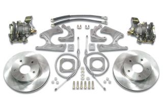 Rear Disc Brake Conversion Kit 10 12 Bolt Includes Parking Brake
