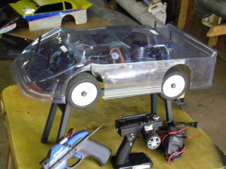 SCALE LATE MODEL NITRO RC,ASSOCIATED, OFNA,DIRT OVAL ********
