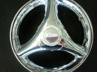 315 3 Spoke Chrome Wheel Rim 15 15x7 Discontinued One Only New