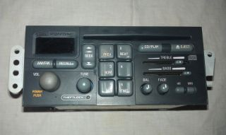 Delco Pontiac Grand Prix 1998 Car Stereo CD Radio Am FM