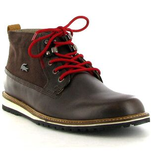 Lacoste Boots Delevan Mens Casual Shoes Sizes UK 8 12
