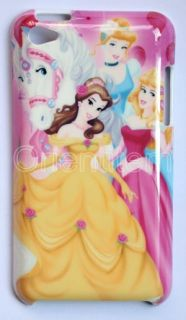 Disney Princess Party Cover Case for iPod Touch 4 4th G