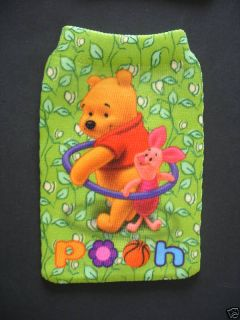 Disney Winnie Pooh iPod Mobile Cell Phone Sock Pouch