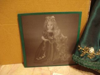 Ashton Drake Galleries Limited Edition Doll   Rapunzel In Box Mint