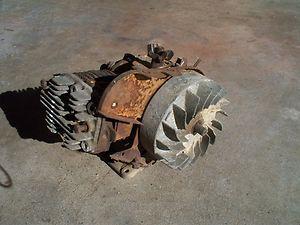 Continental AU85 Engine for David Bradley Garden Tractor