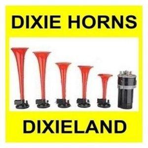 DIXIE Musical Car Van Truck Air Horn 12 Full Notes Dukes of Hazzard