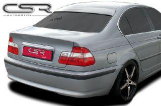 Spoiler Becquet Vitre Arriere BMW Serie 3 E46 Berline 320 330 D 320D
