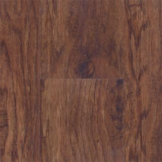 Embossed Chestnut Vinyl Plank Hardwood Flooring Wood Floor