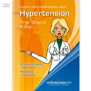 Cartoon Animated Video Hipertension Video En Dibujos Animados