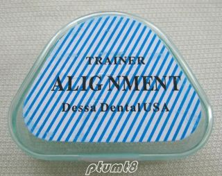 Brand New Dental Tooth Orthodontic Appliance Trainer Alignment