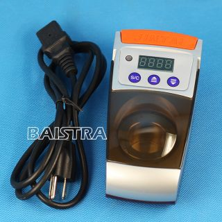 Dental Lab Wax Heater Pot LED Wax Dipping Pot 110 220V