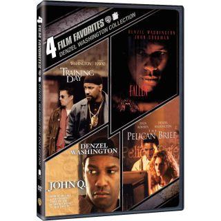 New 4 Film Favorites Denzel Washington