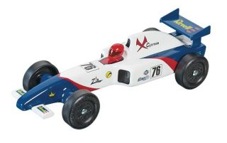 grand prix racer pinewood derby car kit revell 97778