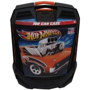 Hot Wheels Cars Carrying Storage Travel Case for Diecast Car Trucks