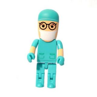 Hot!Green Doctor Model USB 2 0 Enough Memory Stick Flash Pen Drive 8