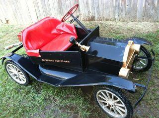 Model T Go Cart