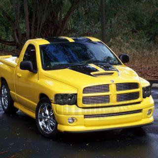 02 05 Dodge RAM 1500 2500 3500 Diamond Headlights Smoke
