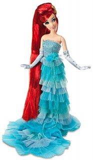 Disney Princess Ariel Limited Edition Designer Doll