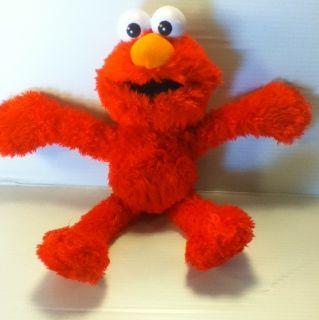 12 Talking Plush Stuffed Doll Sesame Street Fisher Price Toy