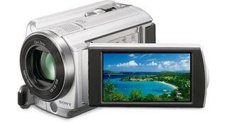 Sony Handycam DCR SR68 HD 80GB Digital Video Camcorder