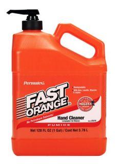 Orange Heavy Duty Hand Cleaner Detergent Original Formula 1 Gal