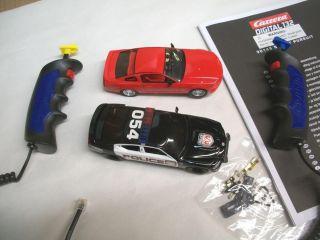 CARRERA Digital 132 Street Pursuit Slot Car Racing   NOT WORKING, Sold