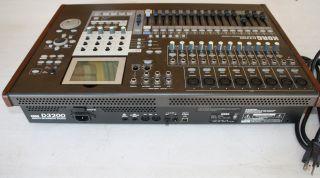 Korg D3200 Digital Recording Studio 32 Track Recorder