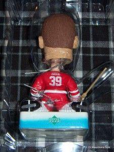 Dominik Hasek Detroit Red Wings NHL Hockey Bobblehead Mint in Box