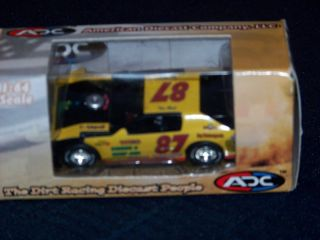 64 Scale Tim Rock Diecast Dirt Late Model
