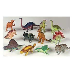 Large Assorted Dinosaurs Toys 5 7 Larger Size Dinosaur Figures
